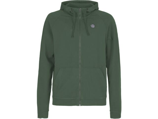 E9 Otto Hooded Jersey Men, groen